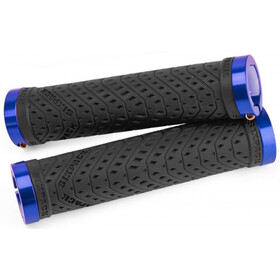 Sixpack K-Trix Lock-On Grips black/blue